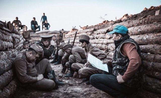 Молодой режиссер из ЮКО снял фильм о Великой Отечественной войне