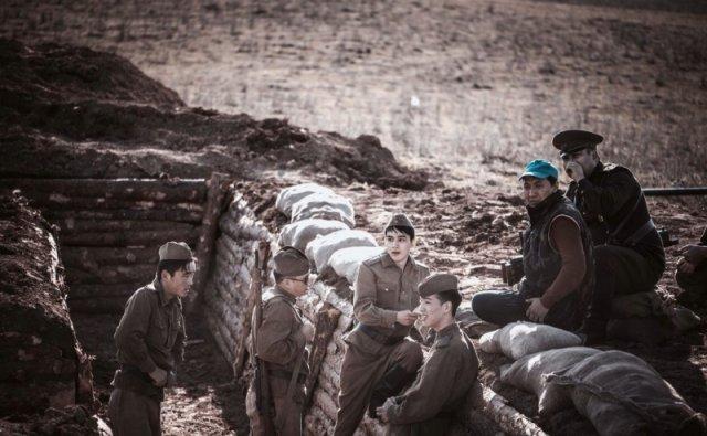 Совсем еще молодых парней - фронтовых товарищей, сплотила единая цель - победа в Великой отечественной войне