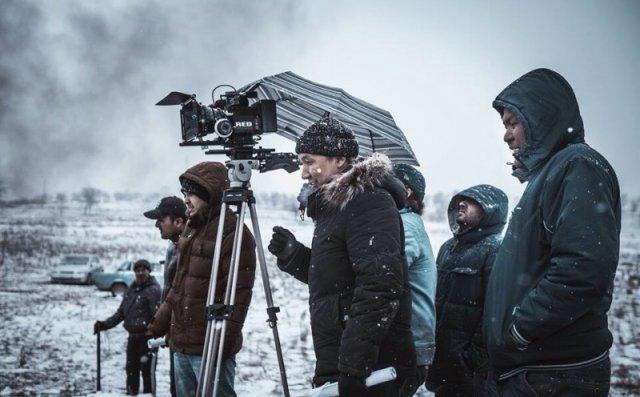 Для Южно-Казахстанского режиссера Серика Таласова фильм стал дебютной работой о войне