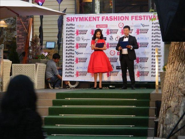 В Шымкенте проходит первый модный фестиваль Shymkent Fashion Festival