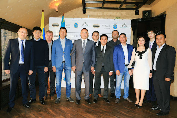 Посольство Казахстана в Украине в период с 14 по 18 мая текущего года организовало визит делегации предпринимателей Южно-Казахстанской области в Украину
