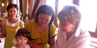 Более 40 детей получили подарки от благотворительного фонда имени К. Турисбекова