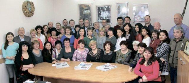 «Южный Казахстан» приглашает друзей на свое 90-летие