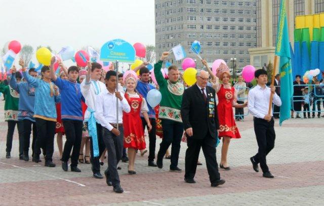 Представители славянского культурного центра