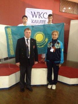 Юные спортсмены достойно представили Шымкент на олимпиаде в России