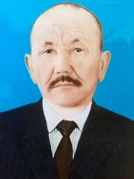 Ветеран Великой Отечественной войны Сейсенбай Естибаев