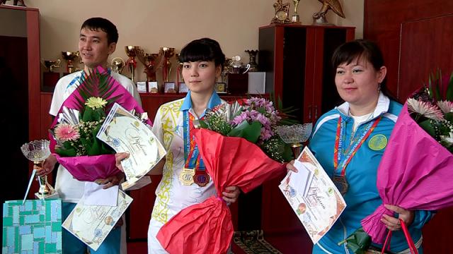 Южноказахстанцы стали чемпионами мира по тогызкумалаку