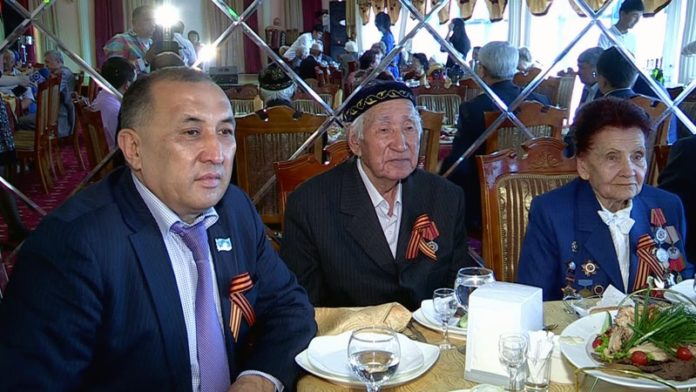Ветеранов чествовала Ассоциация