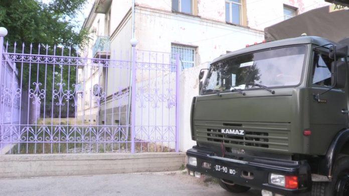 37 китайцев задержаны в Шымкенте