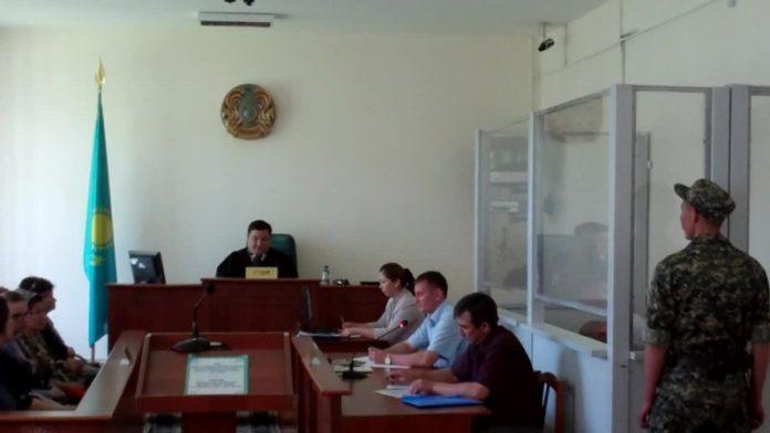 В Шымкенте начался процесс с участием присяжных заседателей