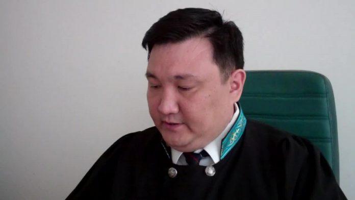 Cудья Абинур Карабаев