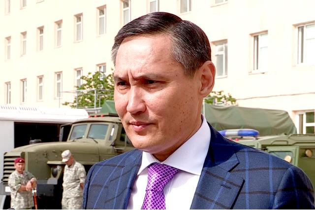 Сакен Абдуллаев, председатель военного суда