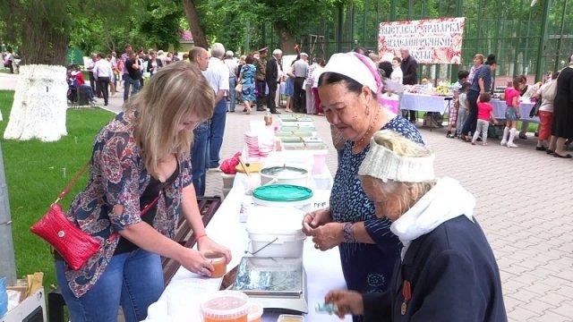 В Шымкенте отметили День славянской письменности и культуры