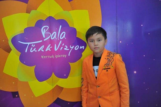 Определился победитель Bala Turkvizyon-Казахстан из Тараза