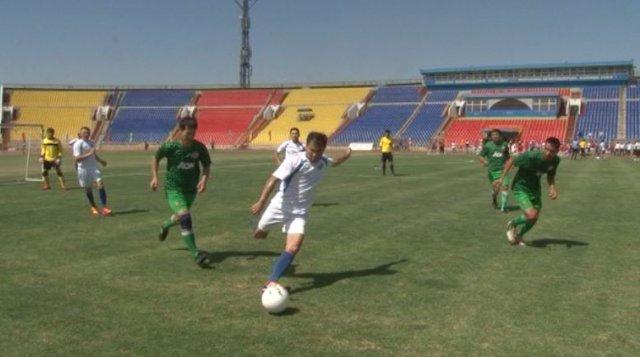 Cтартовала спартакиада по мини-футболу среди сотрудников силовых структур