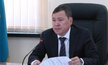 Сакен Каныбеков Заместитель акима ЮКО