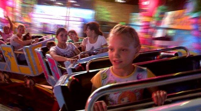 Kcell организовал веселый праздник для воспитанников детского дома
