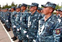 Более сотни сержантов школы МВД готовы к службе