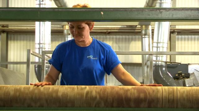 Ковровую продукцию шымкентского производства будут выпускать под единым логотипом