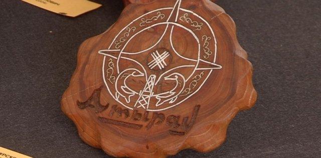 В Шымкенте проходит необычная выставка от Атырауских мастеров