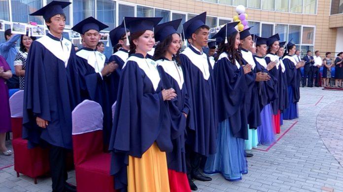 Выпускники НИШ-2015