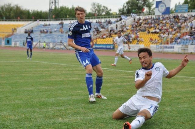 Ордабасы уступил Астане 0:2 в домашнем матче