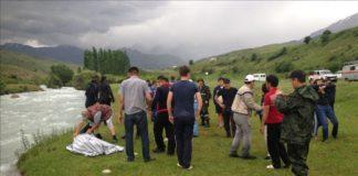 В выходные в ЮКО утонули два мужчины