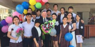Школа в Мактаарале бьет рекорды по количеству выпускников с «Алтын белгі»