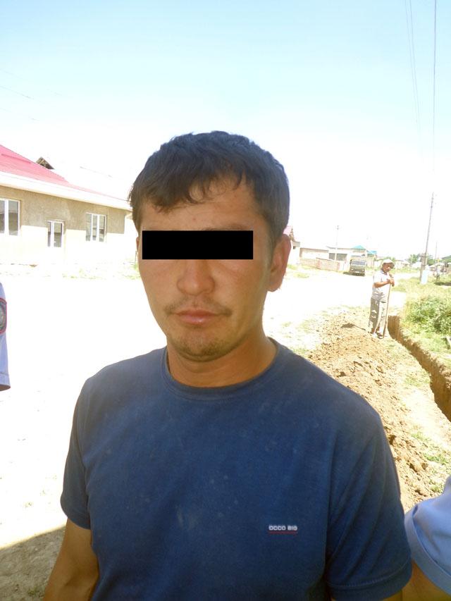В Шымкенте задержан мужчина, подозреваемый в педофилии