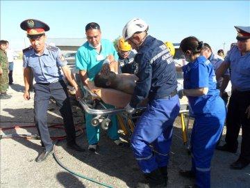 В ЮКО за полгода в автомобильных авариях в погибло 106 человек