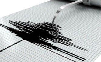 Самописец. Землетрясение