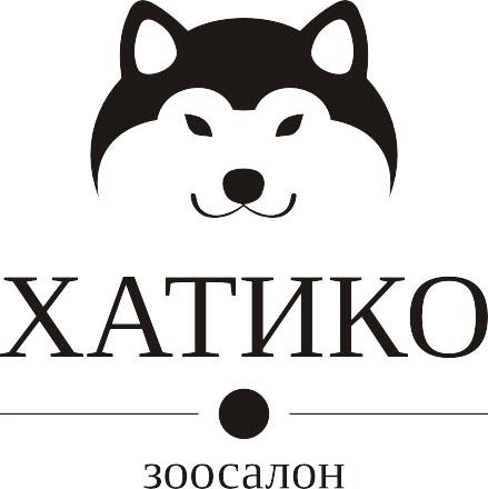 Лого Хатико зоосалон