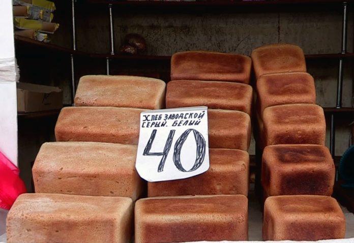 В Шымкенте подорожал хлеб