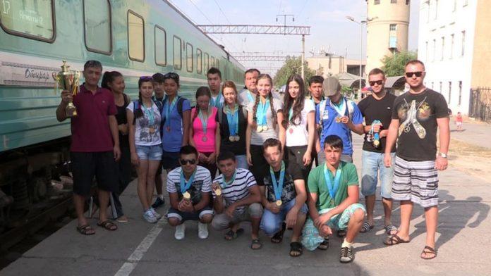 Лучники из Шымкента победили на IV летней спартакиаде народов Казахстана