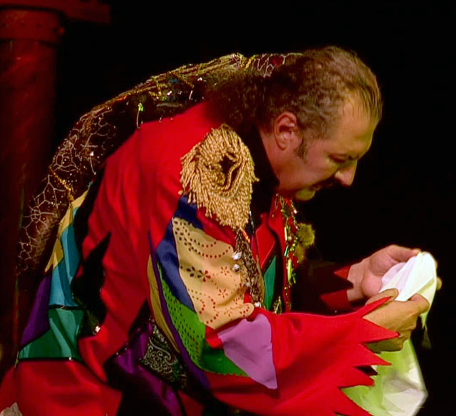 В Шымкенте состоялась грандиозная премьера оперы Риголетто