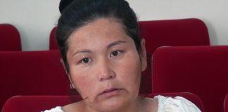 Гульчехра Оразбаева нанялась к потерпевшей для того, чтобы присматривать за двумя несовершеннолетними ее детьми