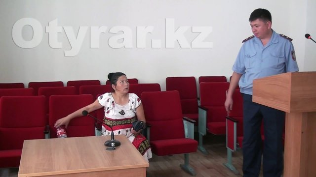 Гульчехра Оразбаева осуждена на 8 лет за убийство ребенка