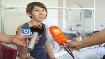 Семья чудом осталась жива после страшной аварии