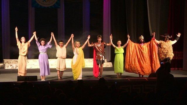 день греческой культуры