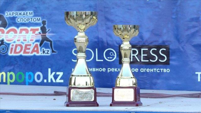 В Шымкенте завершились соревнования по кросс-кантри «Shymkent cube trail»