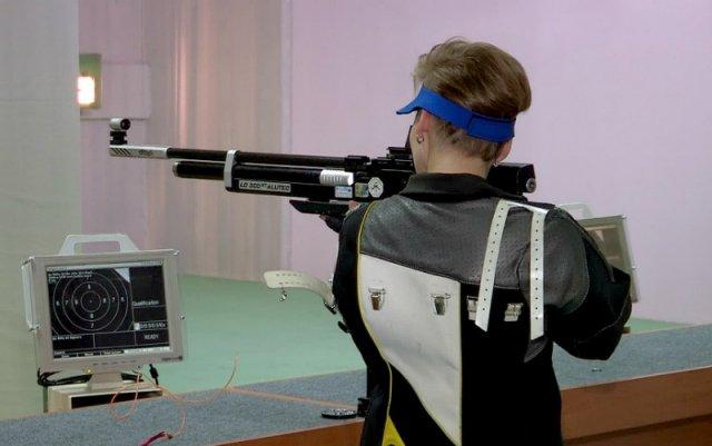 Сборная ЮКО по пулевой стрельбе одержала победу на республиканском турнире