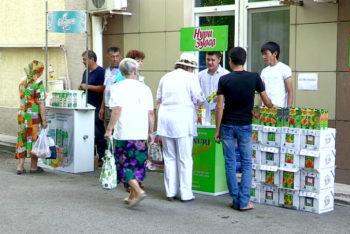 """В медиахолдинге """"Отырар"""" прошел день открытых дверей газеты """"РАБАТ"""""""