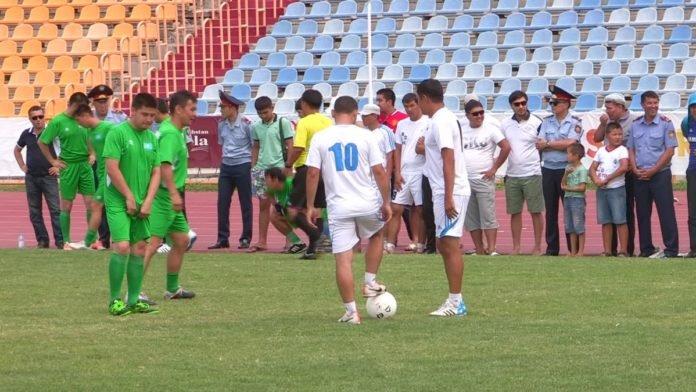Правоохранительные органы и силовые структуры РК разыграли Кубок по мини-футболу
