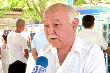 Мурат Макатов, руководитель территориальной службы аппарата акима ЮКО