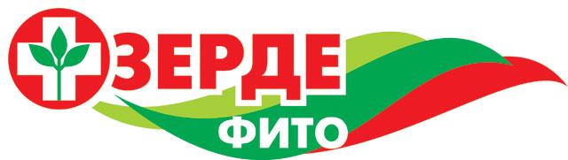 Логотип Зерде фито
