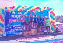 Южно-Казахстанские спортсмены стали вторыми на соревнованиях по триатлону