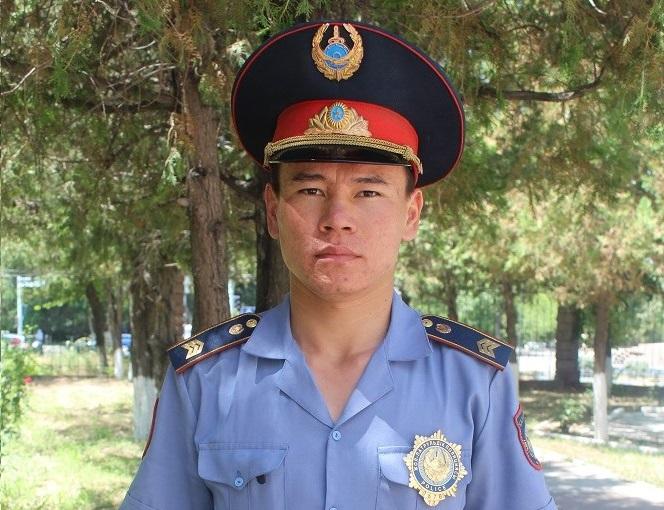 Ахбаев Сапархан