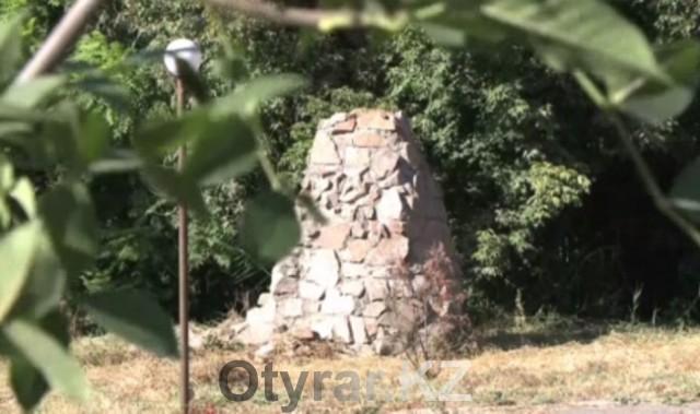 Из шымкентского дендропарка похищен беркут