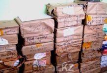 В Шымкенте в новом учебном году школьники отправились получать знания без книг