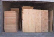 В Шымкенте открылся склад по реализации влагостойкой фанеры по низким ценам